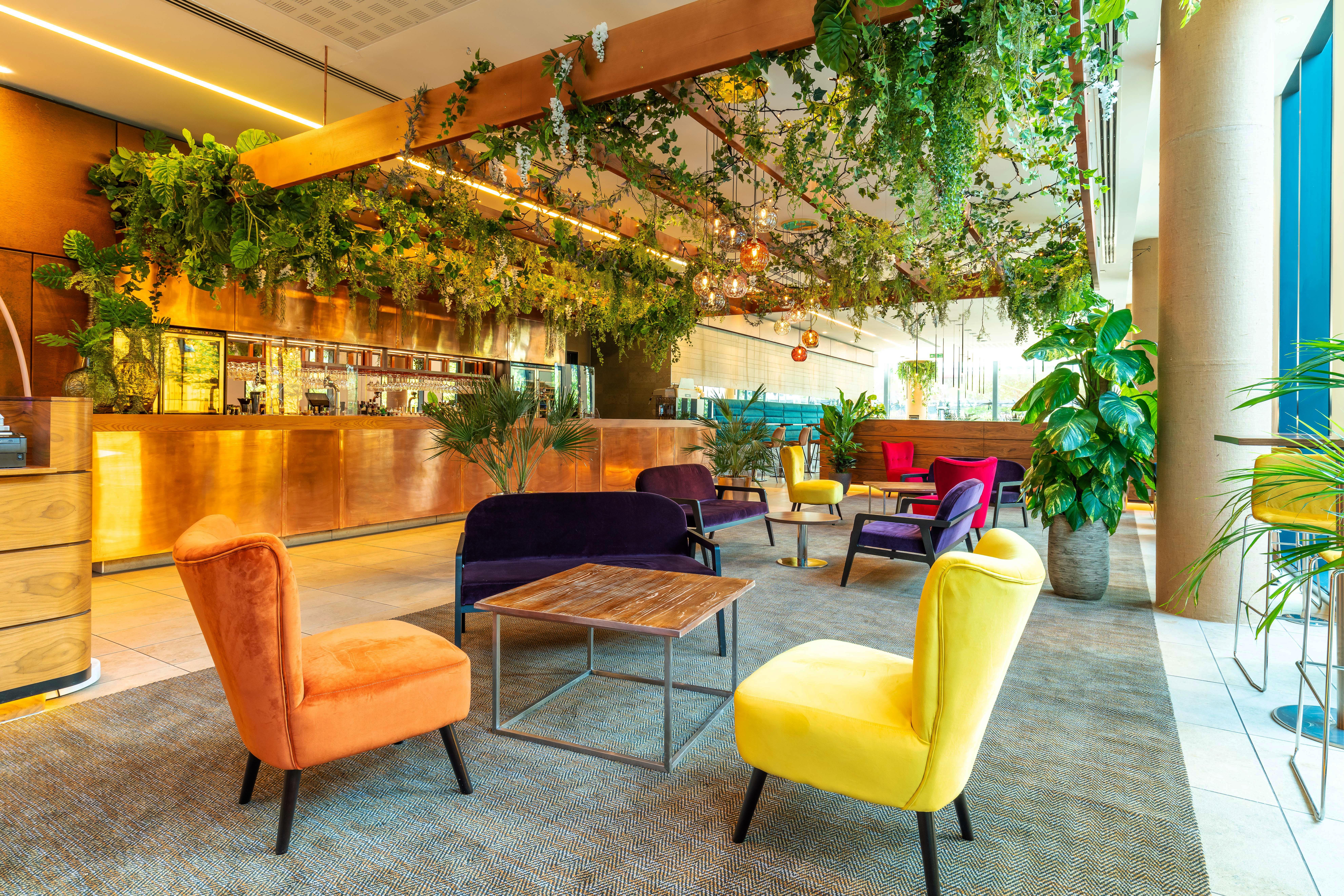 INNSide Manchester lounge
