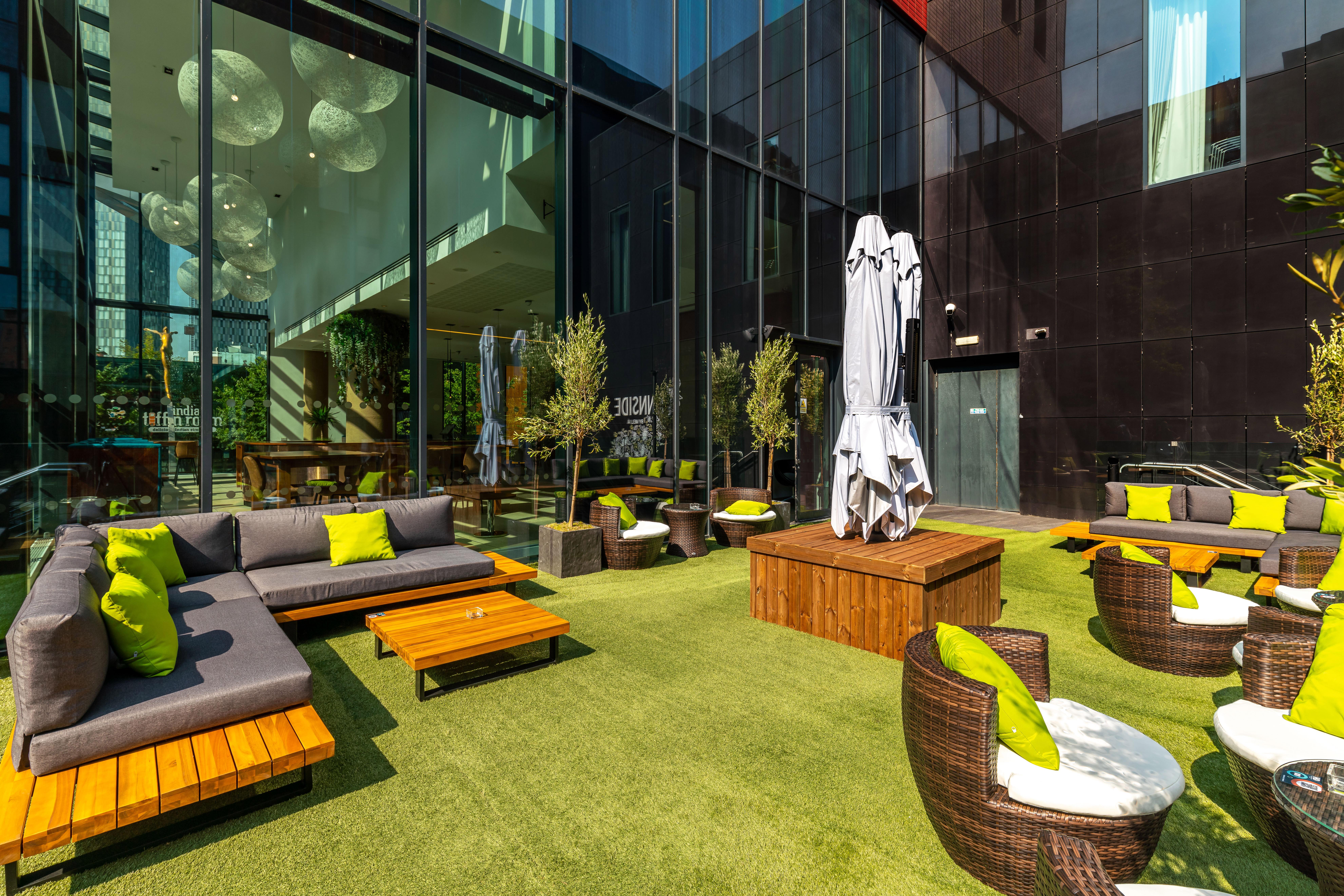 INNSide Manchester terrace